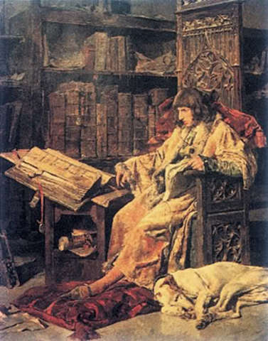 Carlos de Viana acude a firmar el tratado de Puente la Reina.