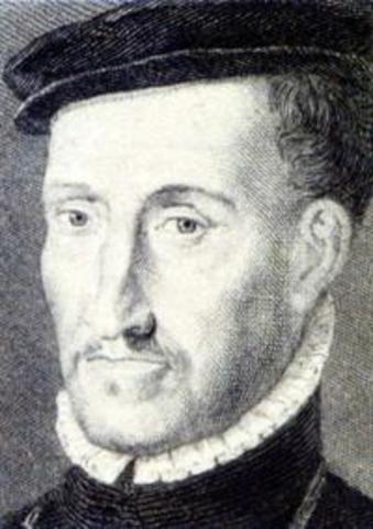 Juan III de Albret el último rey de Navarra.