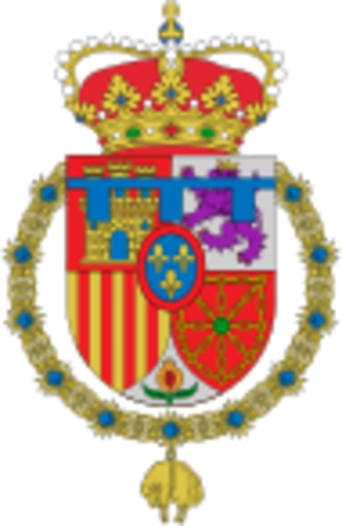 """Creación del titulo """"Principe de Viana"""""""