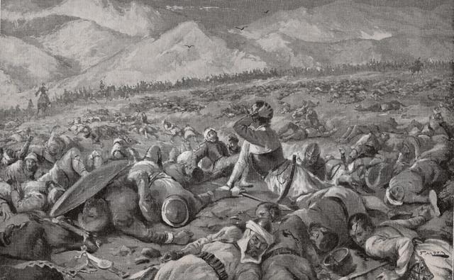 Segunda contienda Batalla de Albeda