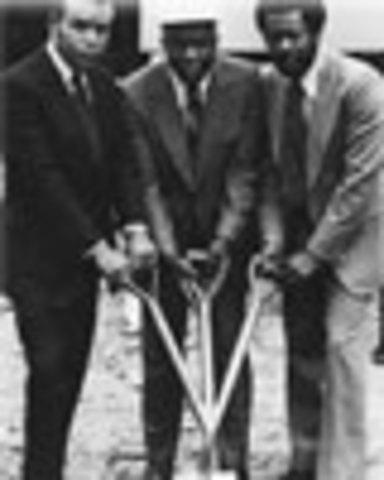 The Jackie Robinson Construction Company