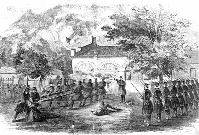 The Harper's Ferry Raid