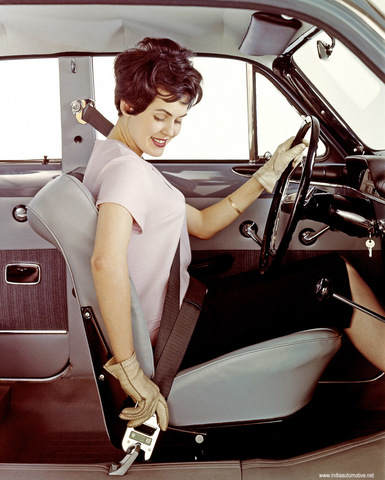 Seatbelts become standard for all cars