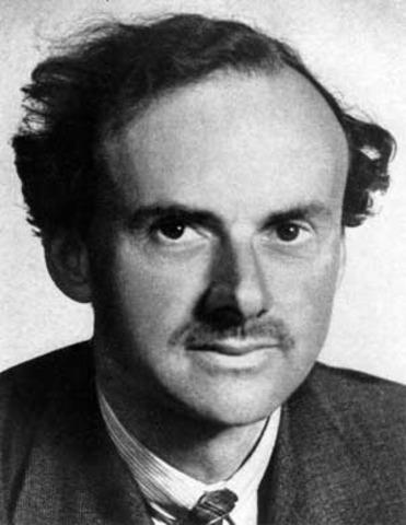 Dirac's Prediction