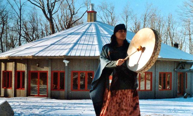 Inauguration de la Maison Amérindienne