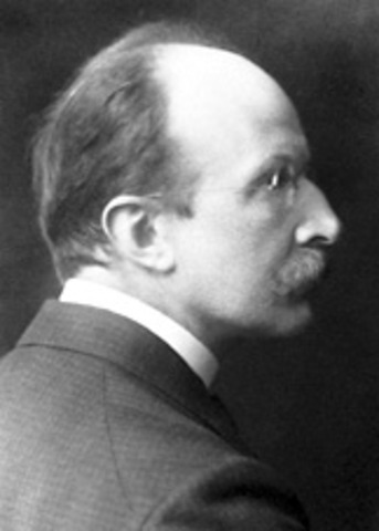 Max Planck, the father of Quatum Theory is born