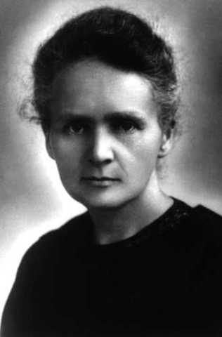 Marie and Pierre Curie discovered Radium