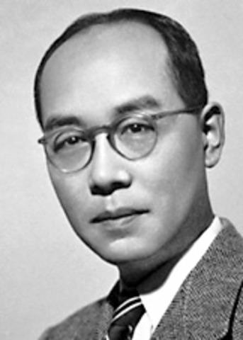 Hideki Yukawa proposed a new theory of nuclear forces
