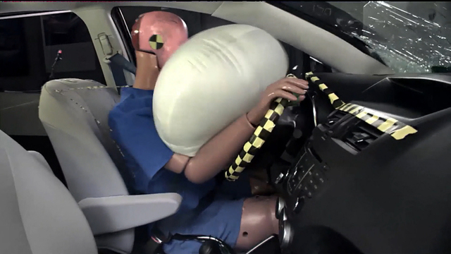 Airbags become standard in cars