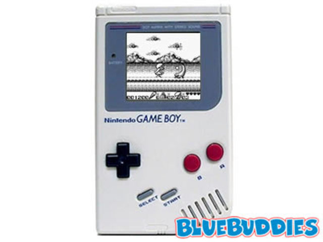 The Gameboy is released