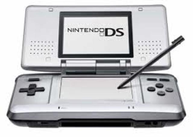 The DS is released