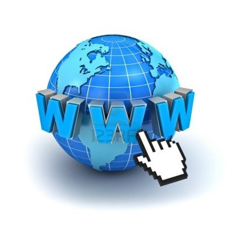 The world wide web goes public