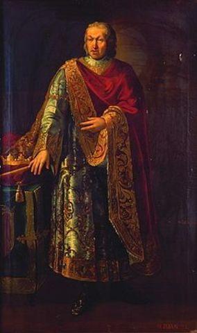 Matrimonio de Juan II y Juana Enríquez