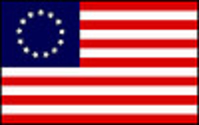 Flag Adopted by 2nd Continental Congress