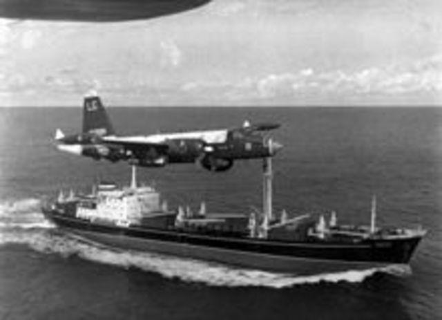 Cuban Missile Crisis Conflict