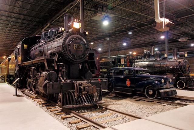 Exporail : Le Musée ferroviaire canadien
