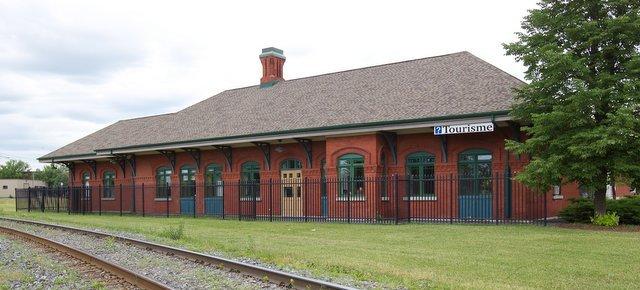 Gare du Canadien National