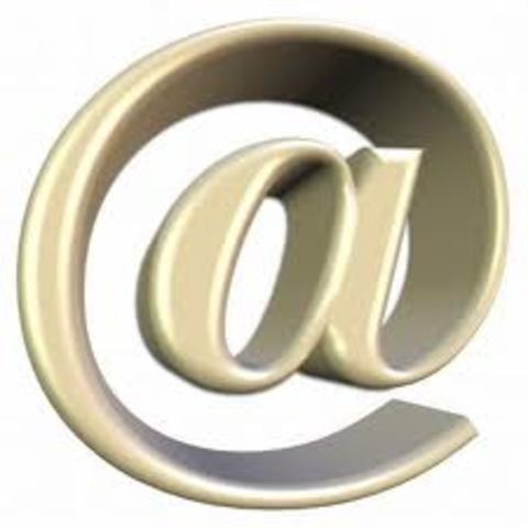 The email client