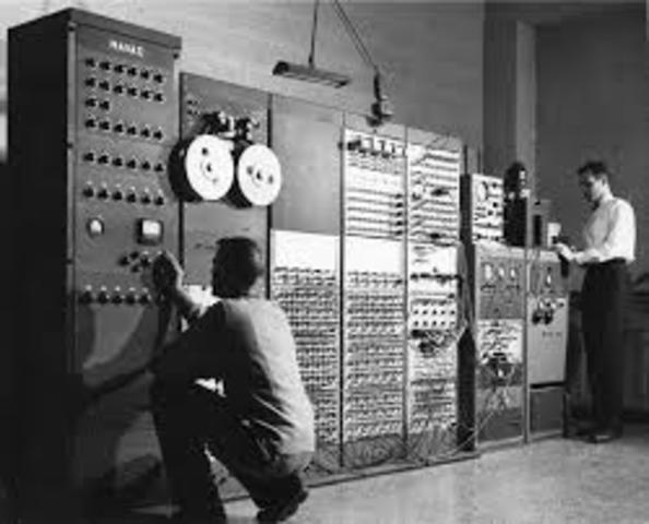 MAVAC computer