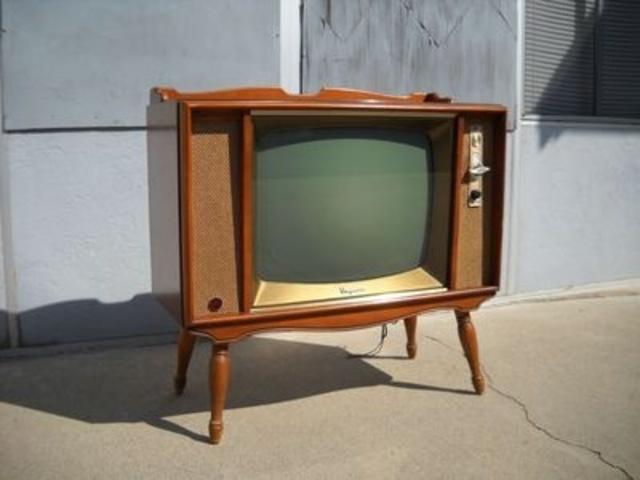 TV in 1960