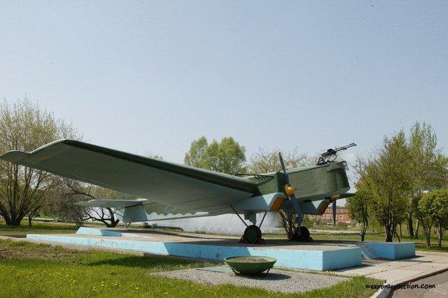 Первый самолет с Дальнего Востока