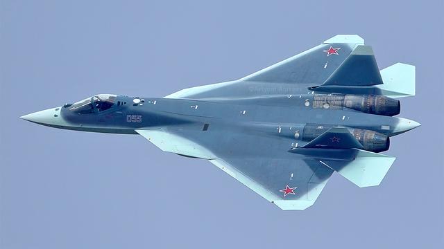 Самолеты пятого поколения