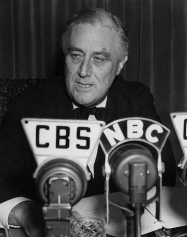 FDR is elected