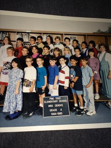 School photo 1994