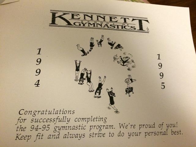 Kennett Gymnastics