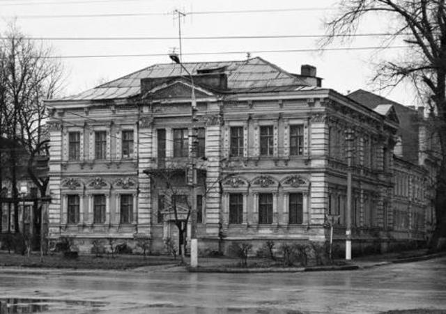 Самоварная фабрика Баташёва