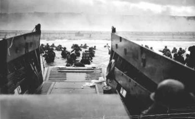 D-Day (Normany Invasion)