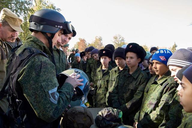Военные занятия для 6 классов