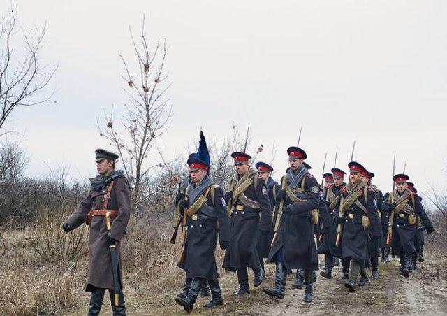 Поход Чернецова - Калитвенская - Волченский