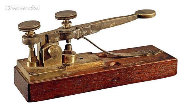 comunicacion telegrafica