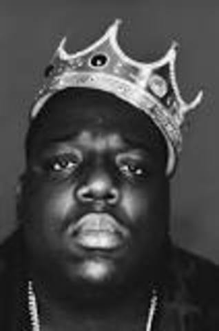 The Notorious B.I.G. dies