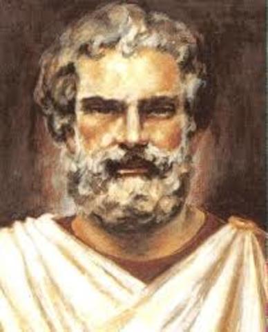 584 a.C. Tales de Mileto