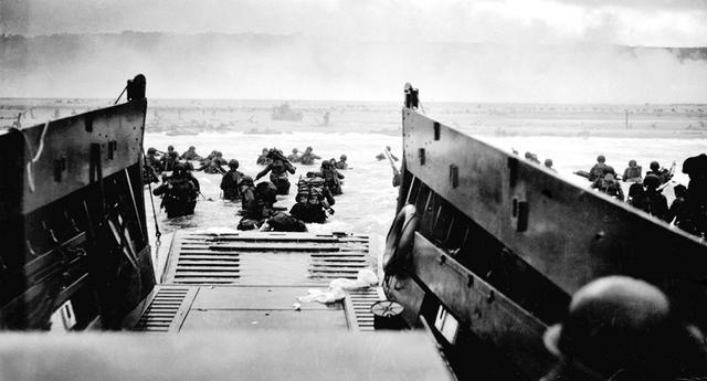 Normandiai partraszállás
