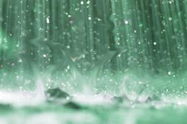 There will cgome soft rain