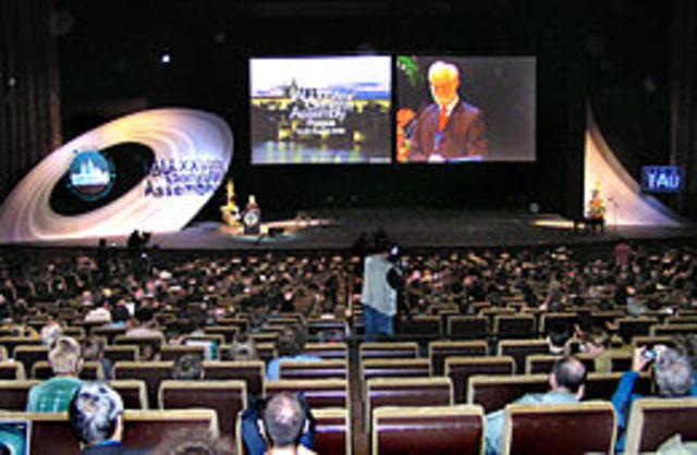 Создание Международного астрономического союза