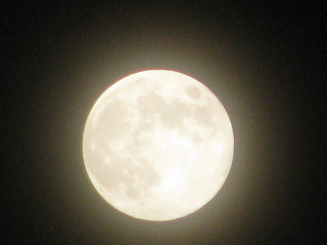 and the moon be still as bright