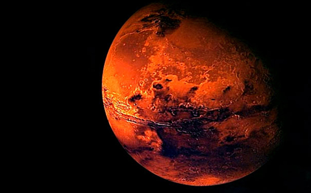 """Sagan and Pollack solved mystery about the seasonal """"wave or darkening"""" on mars"""