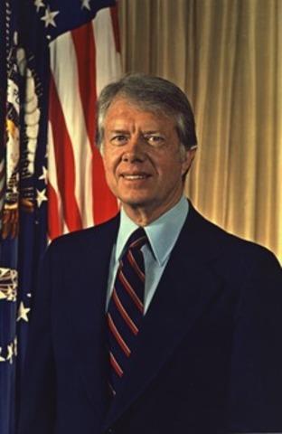 Jimmy Carter Becomes Prez