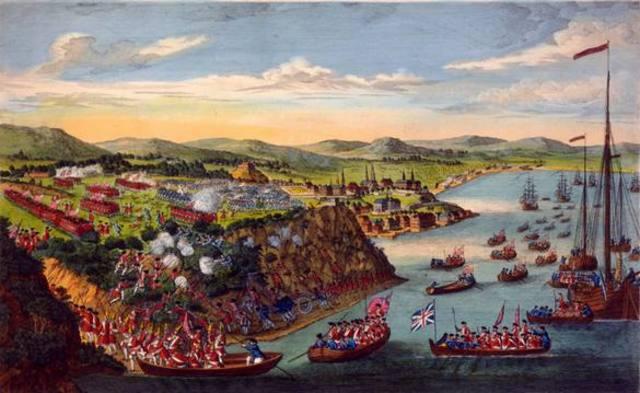 Capitulation de Montréal et Conquête britannique de la Nouvelle-France