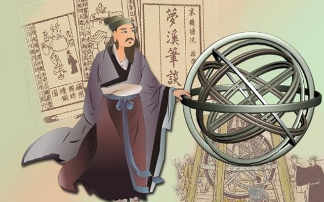 Shen Kua (1030-1090) d.C