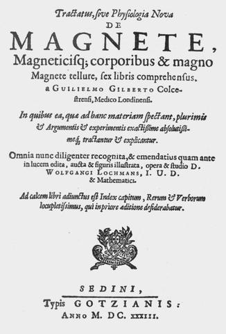 William Gilbert (1544-1603)