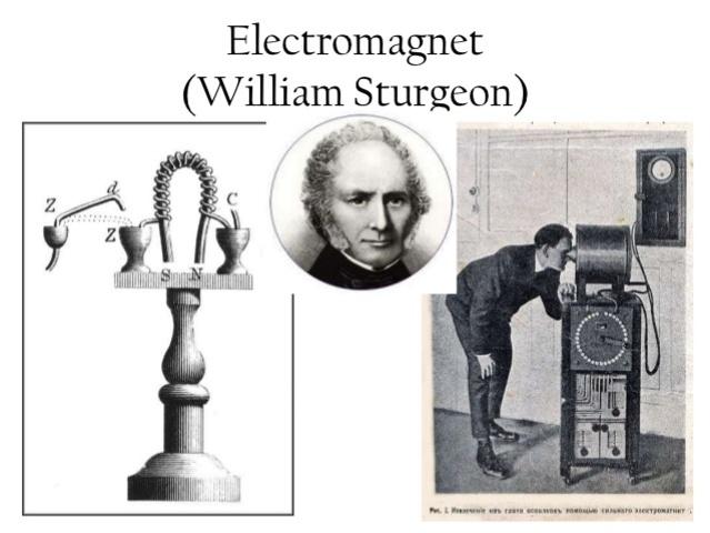 William Sturgeon (1783-1850)