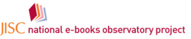 JISC National e-Book Observatory (NeBO) project started
