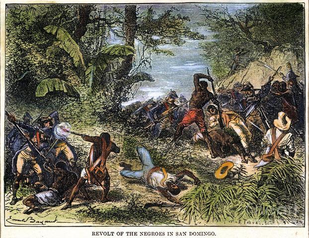 The Revolt of 1791