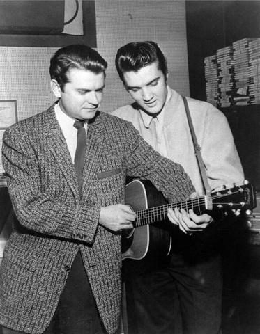 The Beginning of Elvis' Career