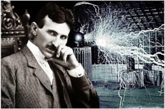 Nikola Tesla obtuvo una patente por un generador polifásico alterno que producía gran potencia eléctrica.